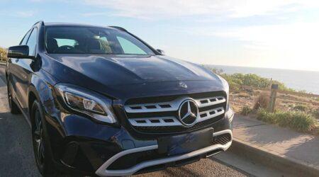 Mercedes GLA 180