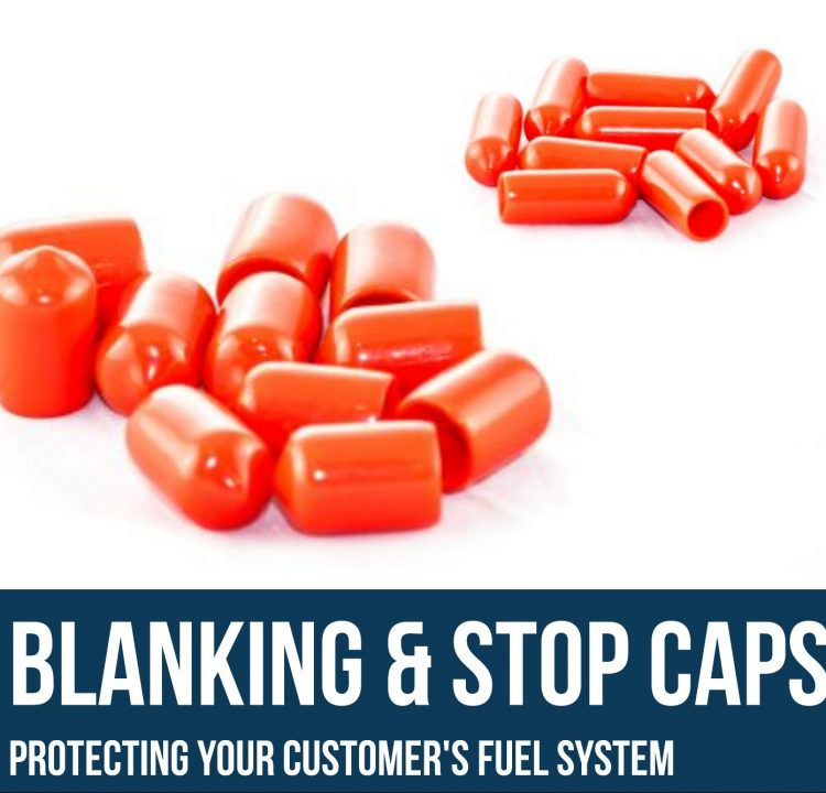Blanking and Stop Cap Kit